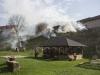 Požarno varovanje požiga travnika, 16.4.2013