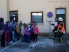 Prikaz vaje in kostanjev pikni z mladino, 19.10.2013