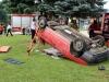 Taktična gasilska vaja ob praznovanju 120 letnice PGD Vuzenica, 23.6.2012